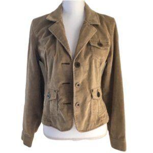 SO brown corduroy jacket